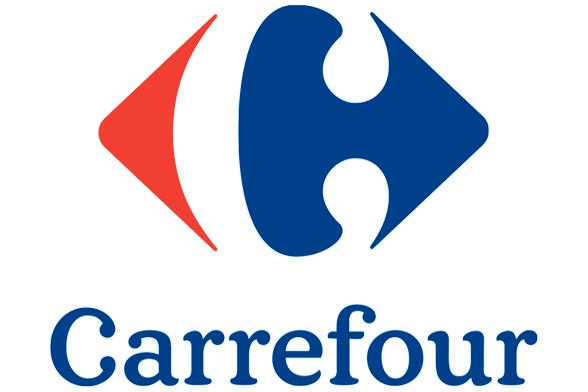 Logo Carrefour Portfolio Atinedis