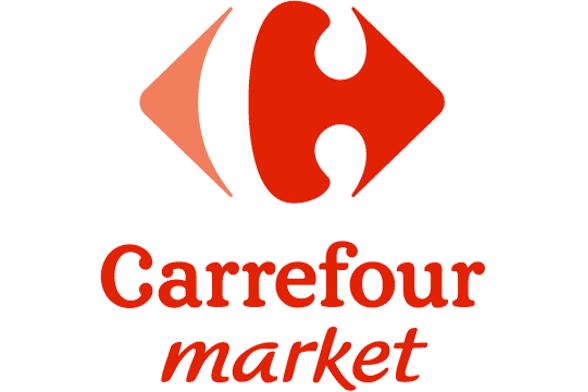 Logo Carrefour Market Portfolio Atinedis